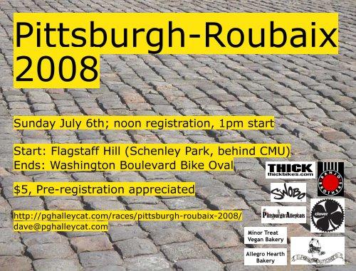 Pittsburgh-Roubaix 2008
