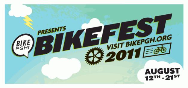 Bikefest 2011 Flyer